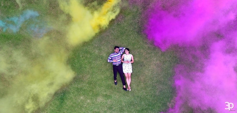 An envelope full of colors! by Perfect Pixels Productions Wedding-photography   Weddings Photos & Ideas