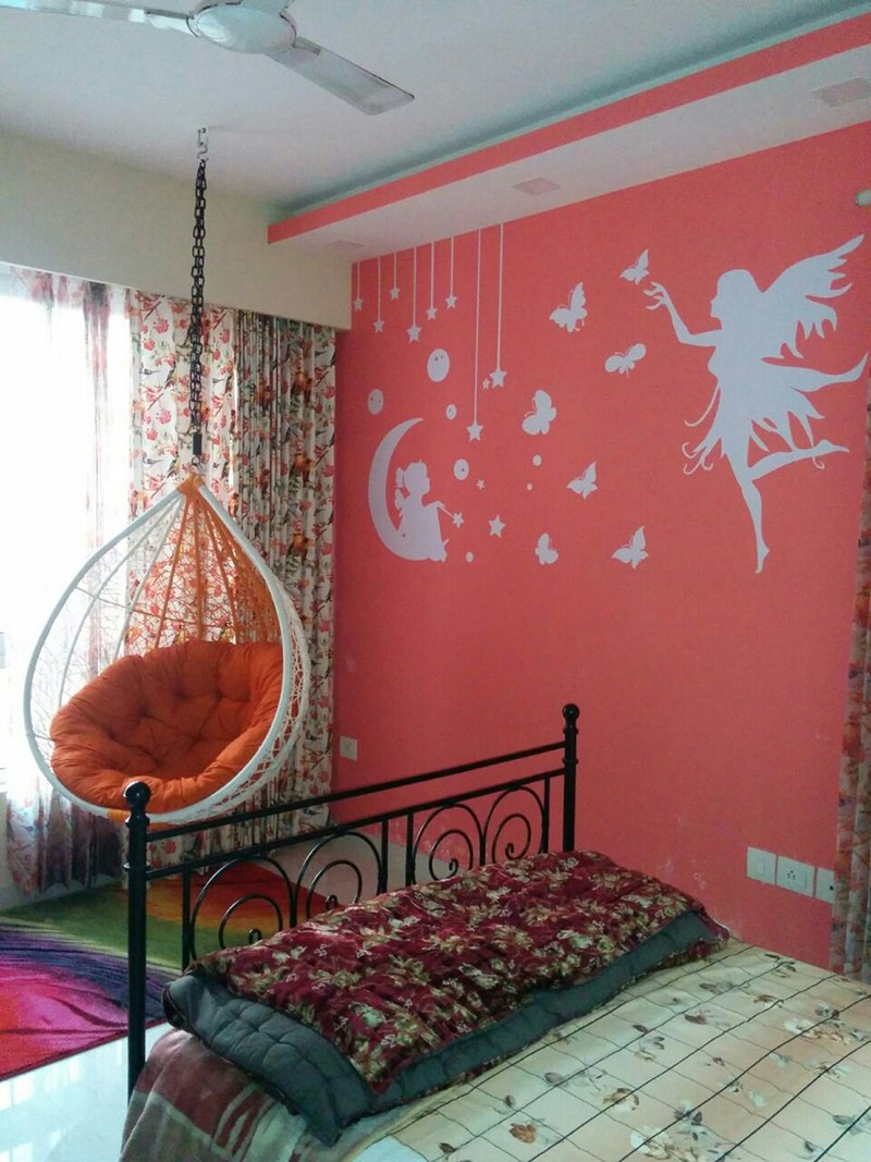 Wings of Heaven by Nuzhat Warsa Modern | Interior Design Photos & Ideas