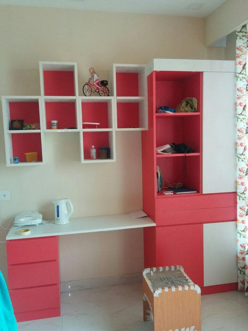Study Time by Nuzhat Warsa Modern   Interior Design Photos & Ideas