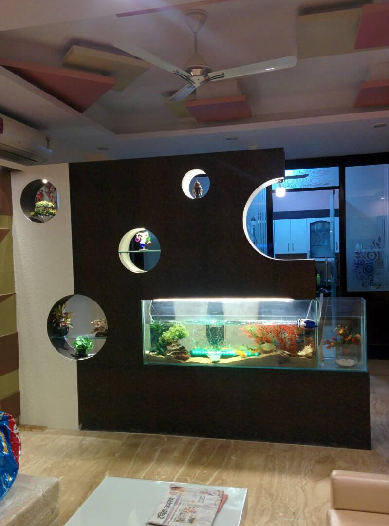 Underwater bliss by Nuzhat Warsa Contemporary | Interior Design Photos & Ideas