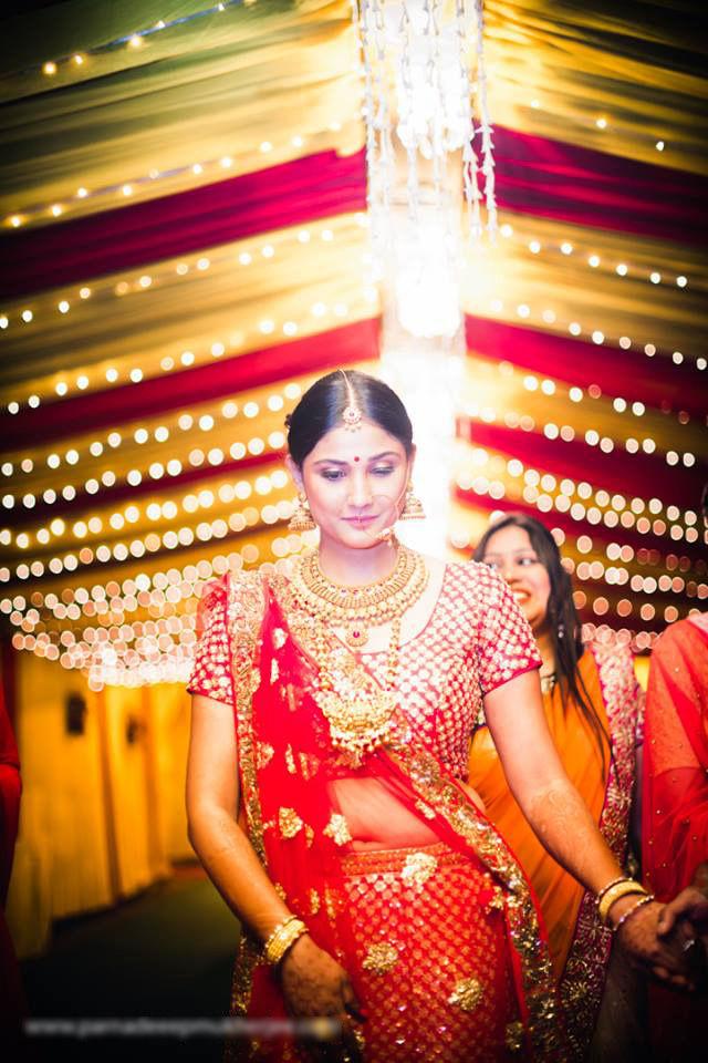 Beaming beauteous! by Parnadeep Mukherjee Photography  Wedding-photography | Weddings Photos & Ideas