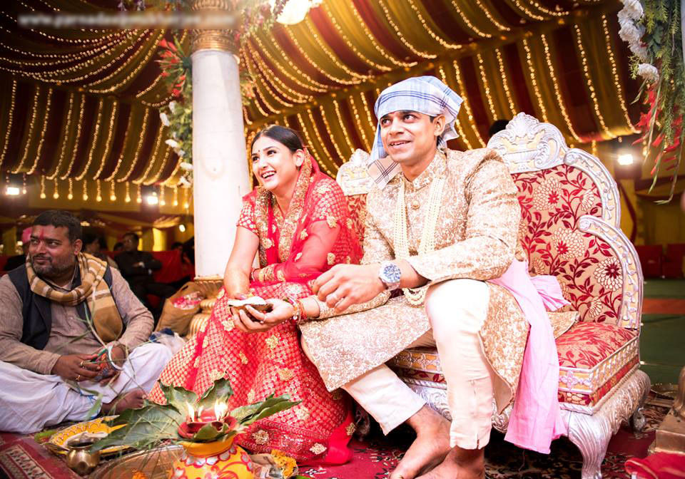 Happy duo! by Parnadeep Mukherjee Photography  Wedding-photography | Weddings Photos & Ideas