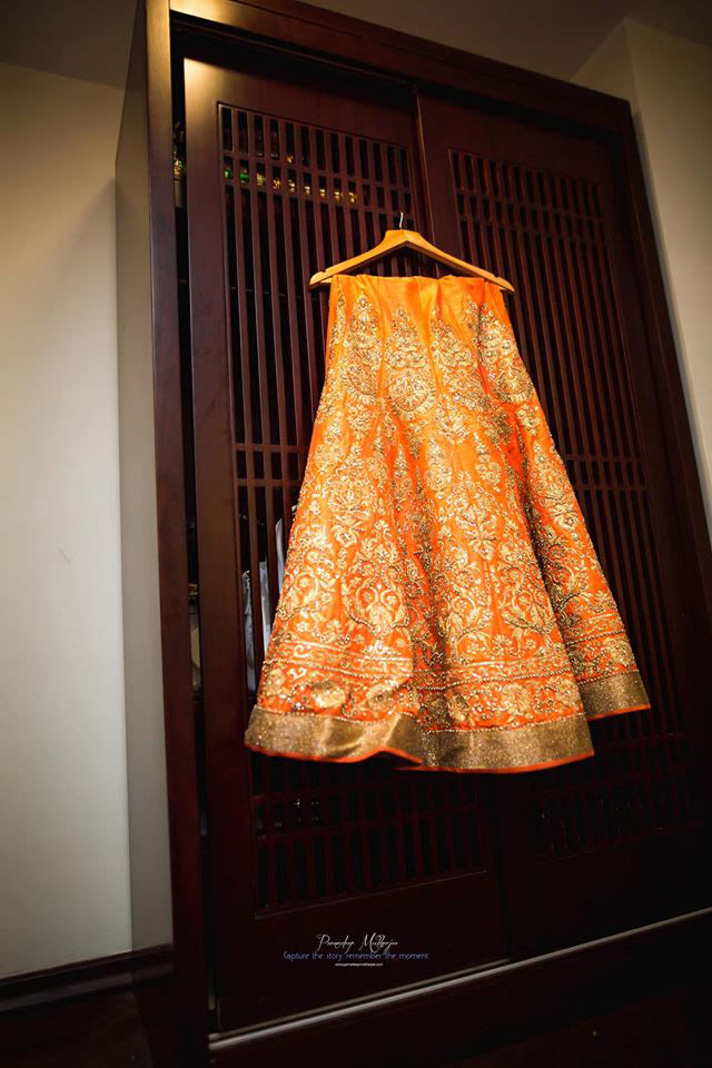 Dazzling orange! by Parnadeep Mukherjee Photography  Wedding-photography   Weddings Photos & Ideas