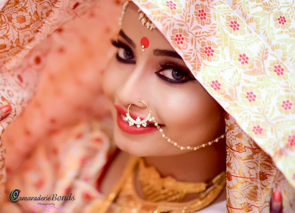 Beauty Captured!!! by Tarkik Borah Photography Wedding-photography | Weddings Photos & Ideas