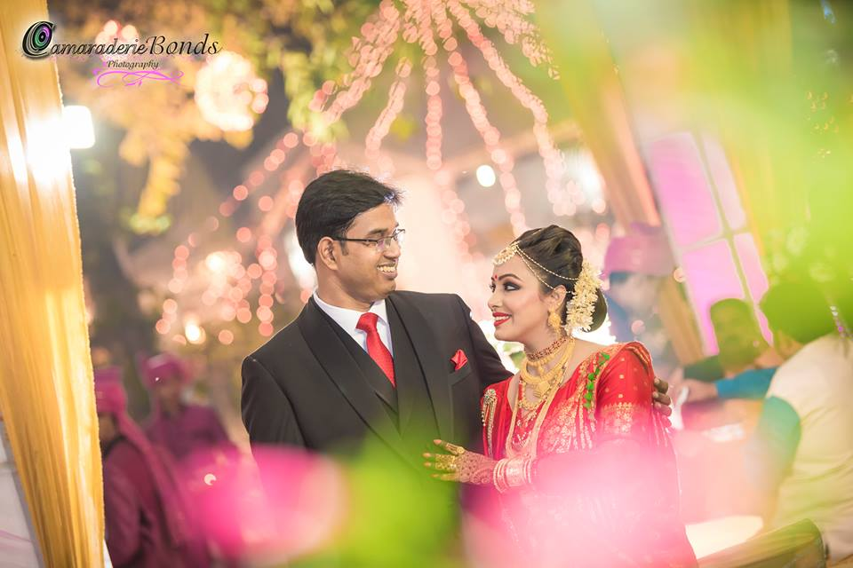 Lucky to have you!!! by Tarkik Borah Photography Wedding-photography | Weddings Photos & Ideas