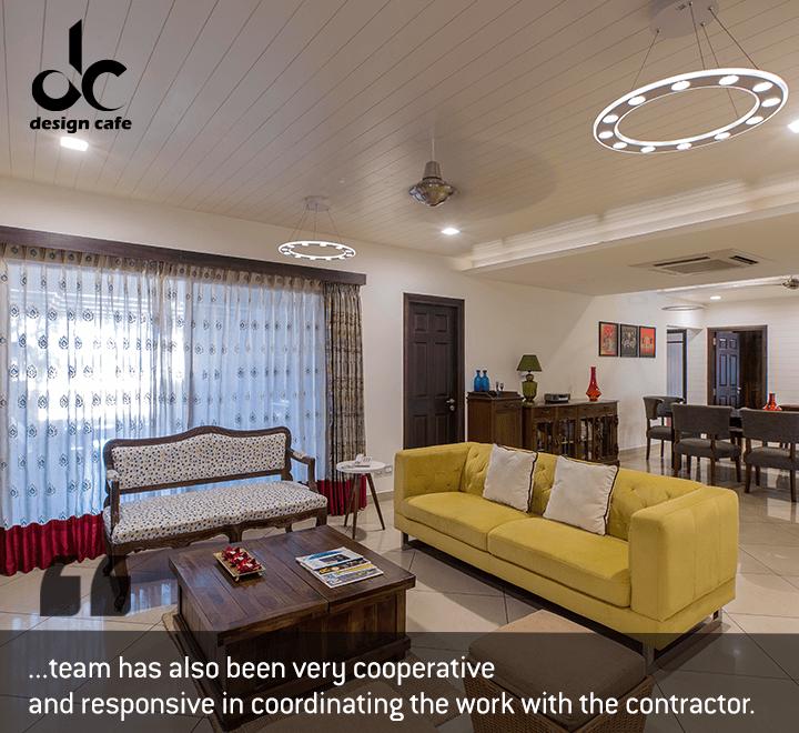Modern Living Room by Design Cafe Living-room Modern | Interior Design Photos & Ideas