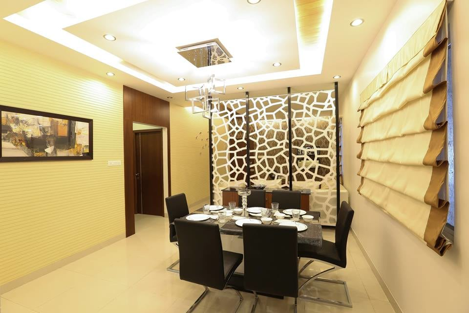 Modern Dining Room by Design Cafe Dining-room Modern   Interior Design Photos & Ideas