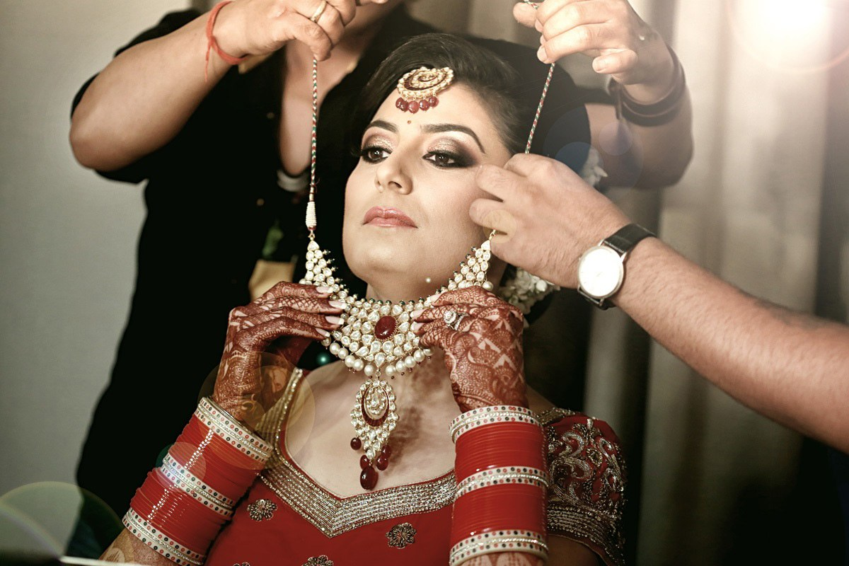 Grandeur priming by Rachit Handa Photography Wedding-photography | Weddings Photos & Ideas