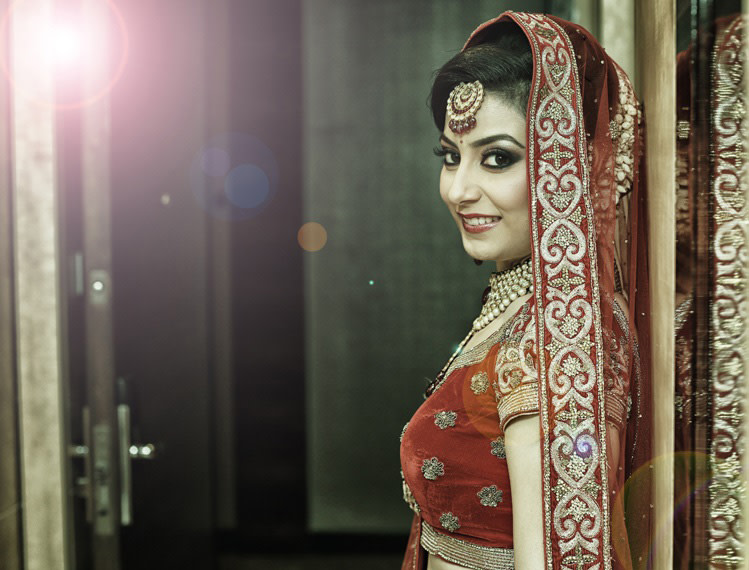 Effervescent gaze of bride by Rachit Handa Photography Wedding-photography | Weddings Photos & Ideas