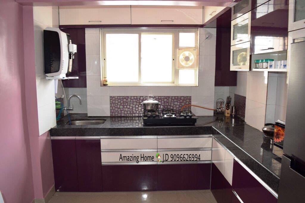 Modern Kitchen by Amazing Home Modular-kitchen Modern | Interior Design Photos & Ideas