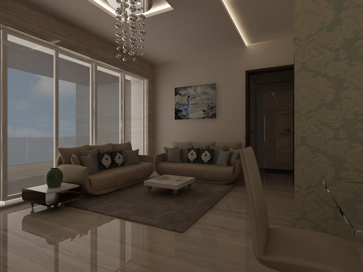 by A.K Interiors and Architects