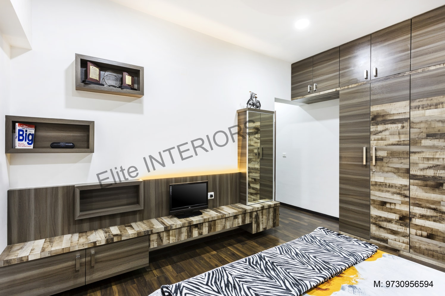 by Elite Interiors