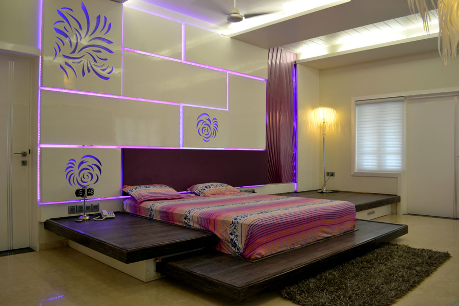 by Shristi Interiors