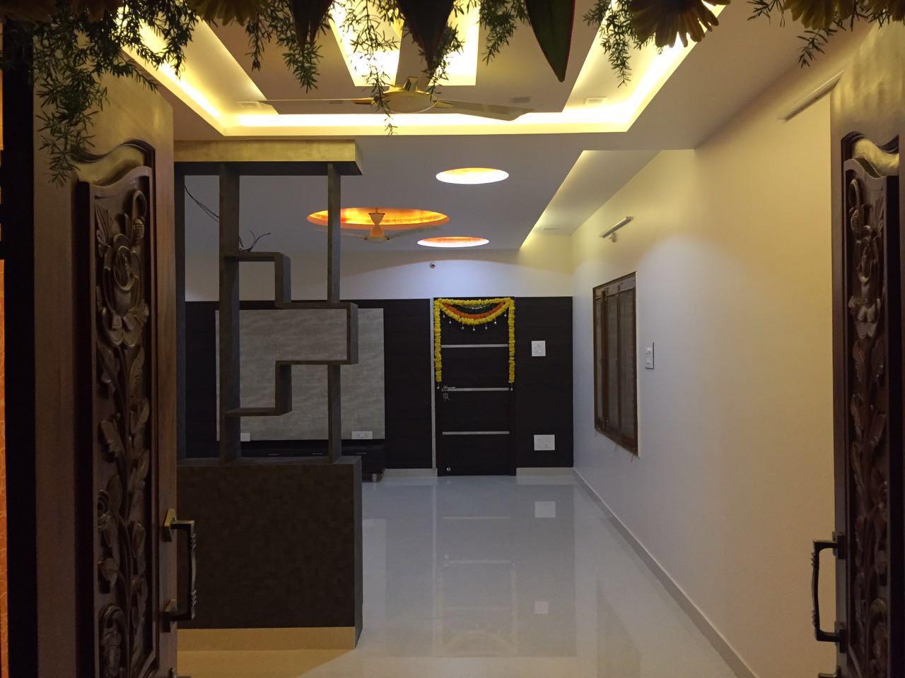 The Great Entrance by De Signed Nest  Modern Minimalistic   Interior Design Photos & Ideas