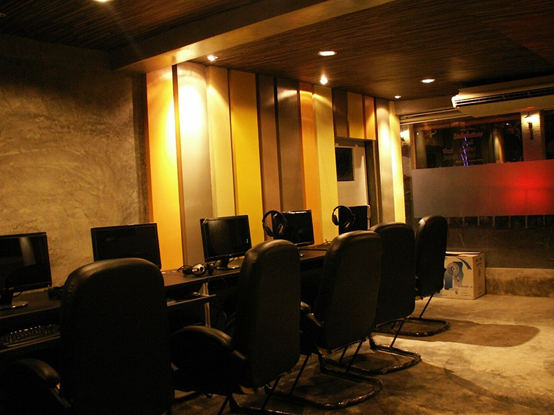 Contemporary Office Decor by Odd architecture studio  Contemporary   Interior Design Photos & Ideas