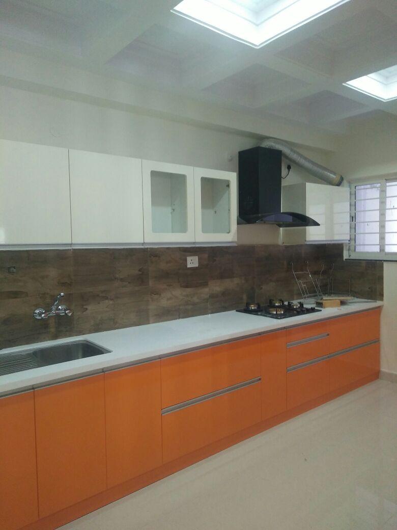 Orange is the new Black by Vedicinteriors Contemporary   Interior Design Photos & Ideas