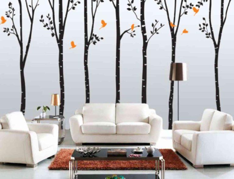 White English Sofas And Black Table by Raja Khan Living-room Contemporary | Interior Design Photos & Ideas