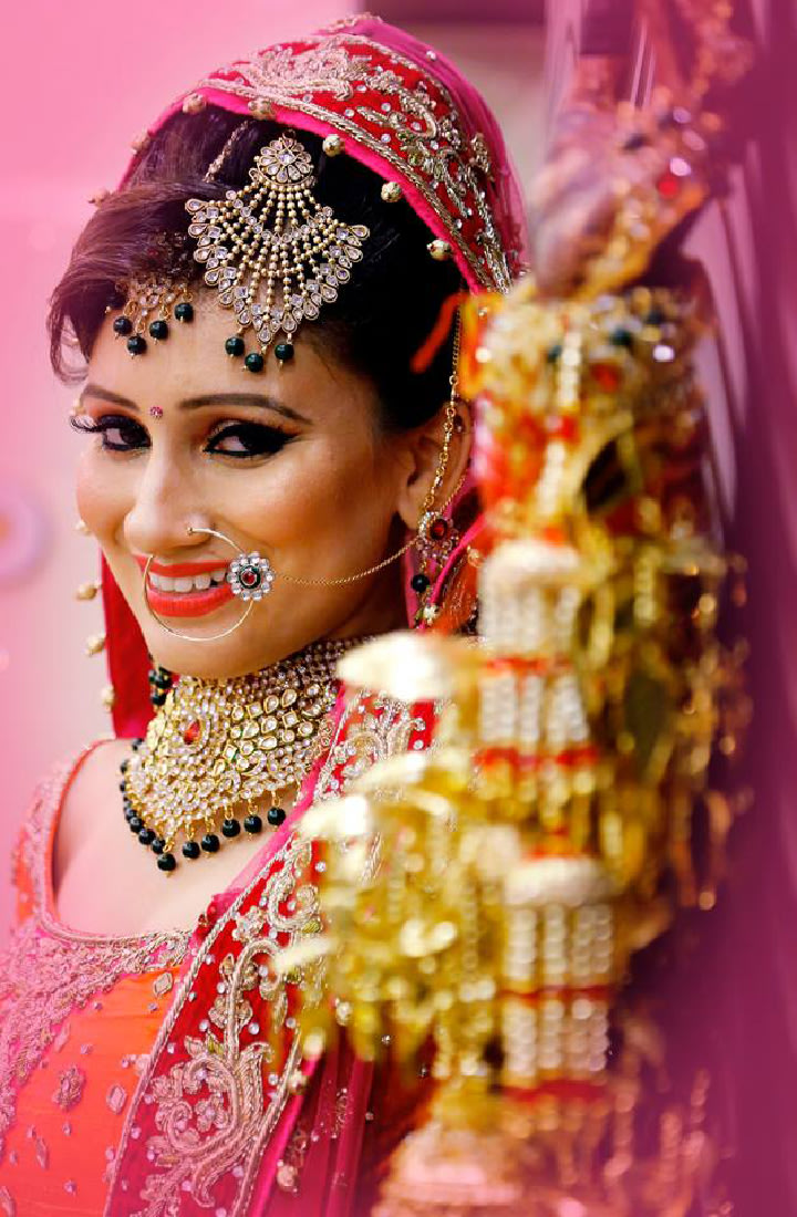 The cheeky smile by Vijay Kapoor Wedding-photography | Weddings Photos & Ideas