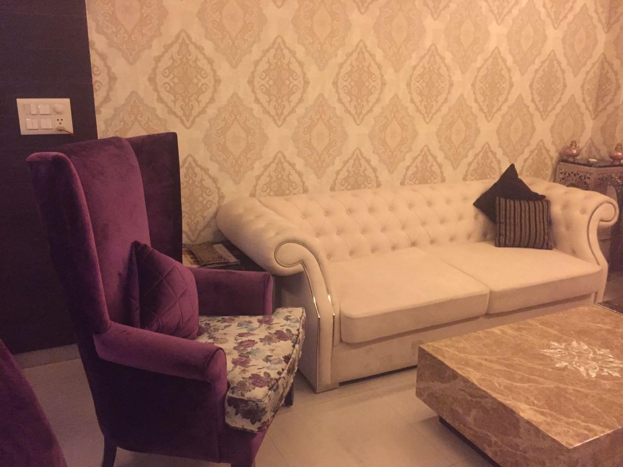living room by Rishabh Arora