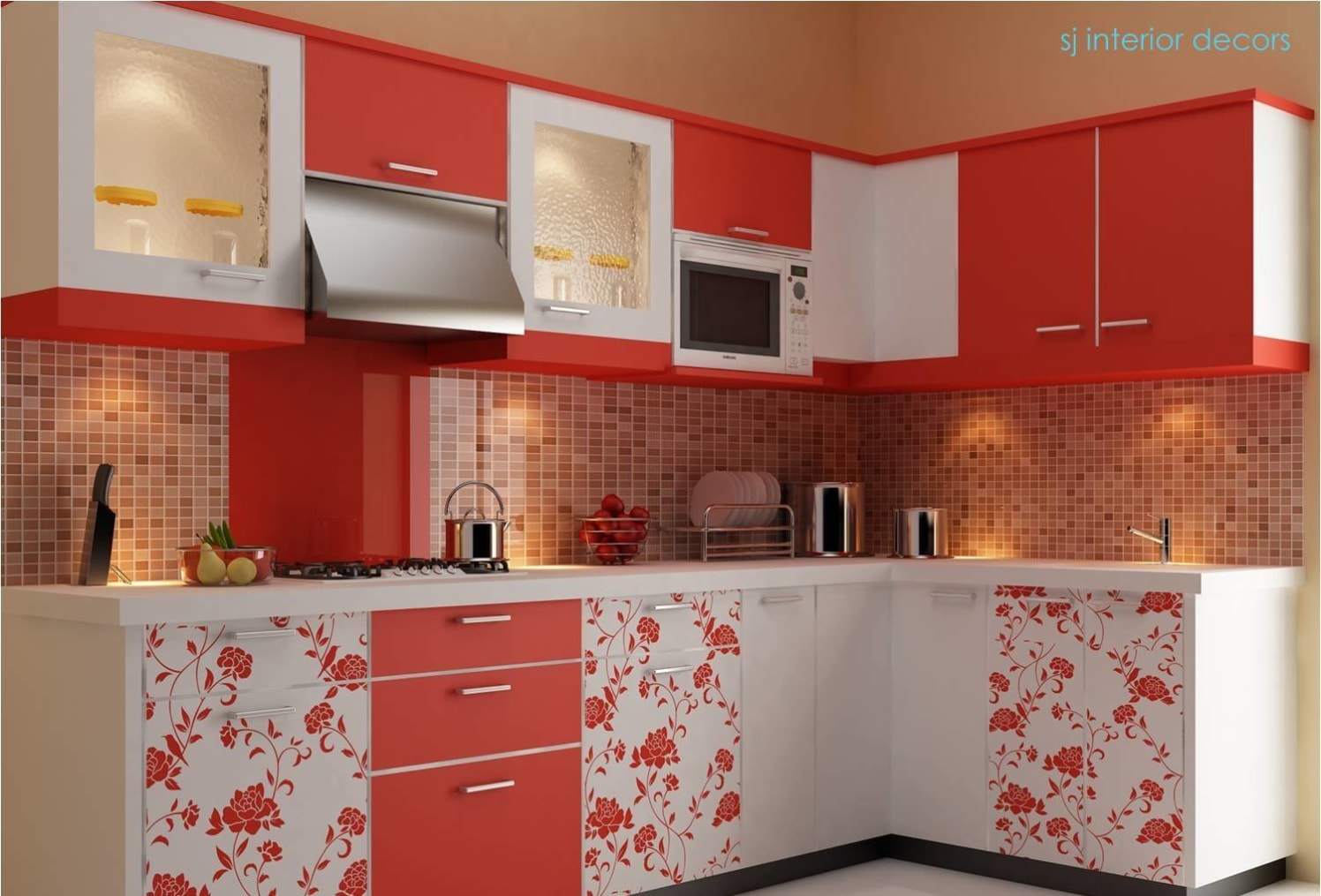 by SJ Interior Decors