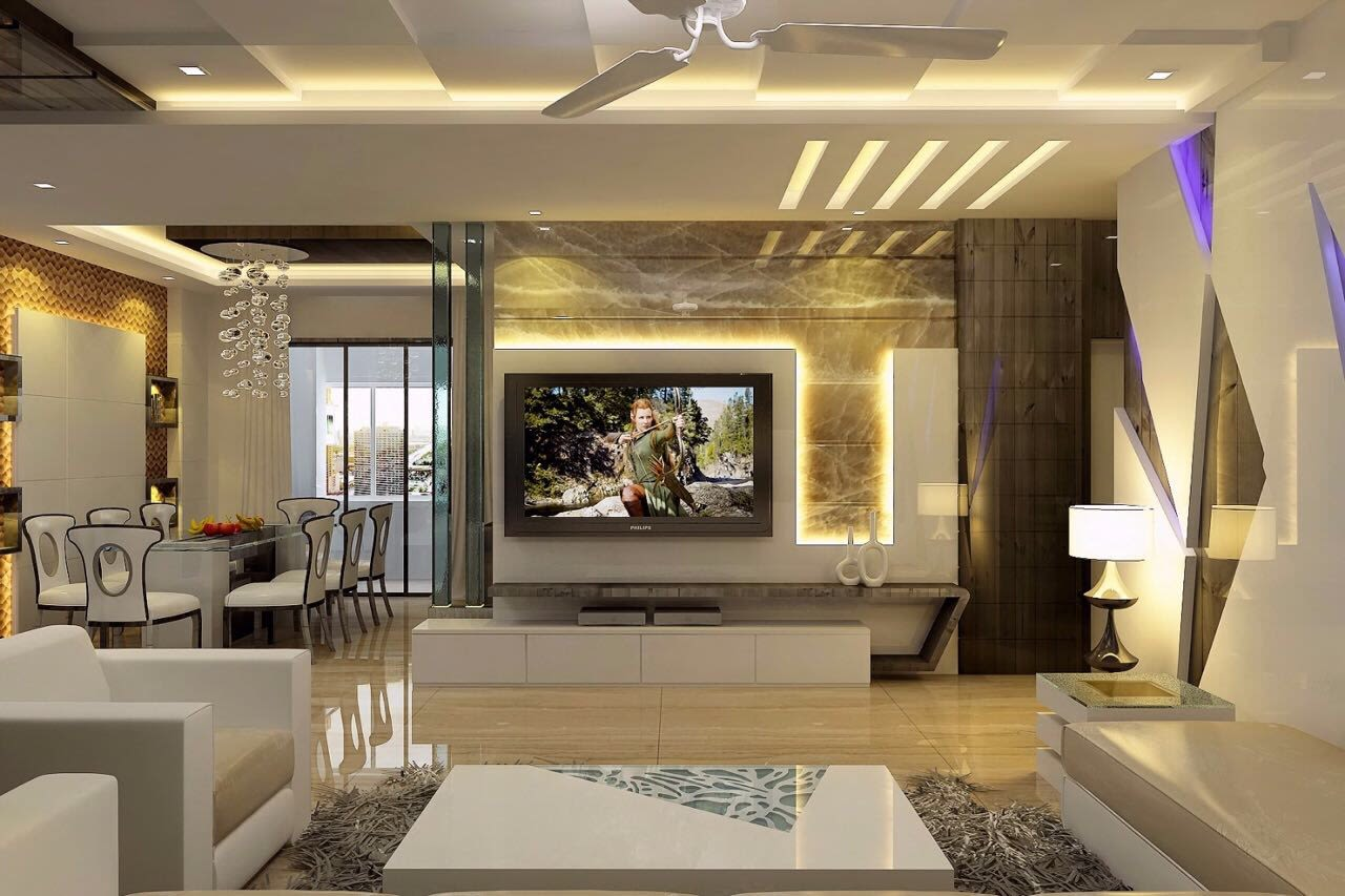 Modern Living by Rishi Mukherjee Living-room Modern | Interior Design Photos & Ideas