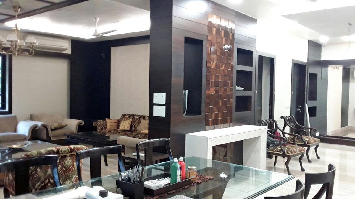 Family Dinner by Rishi Mukherjee Dining-room Modern | Interior Design Photos & Ideas