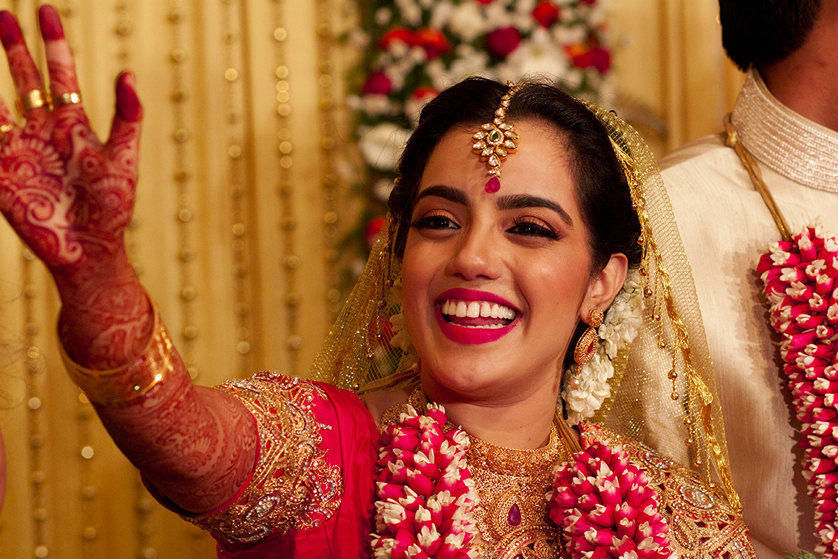 A Bubbly Bride by Arrman Sameer Wedding-photography Bridal-jewellery-and-accessories Bridal-makeup | Weddings Photos & Ideas