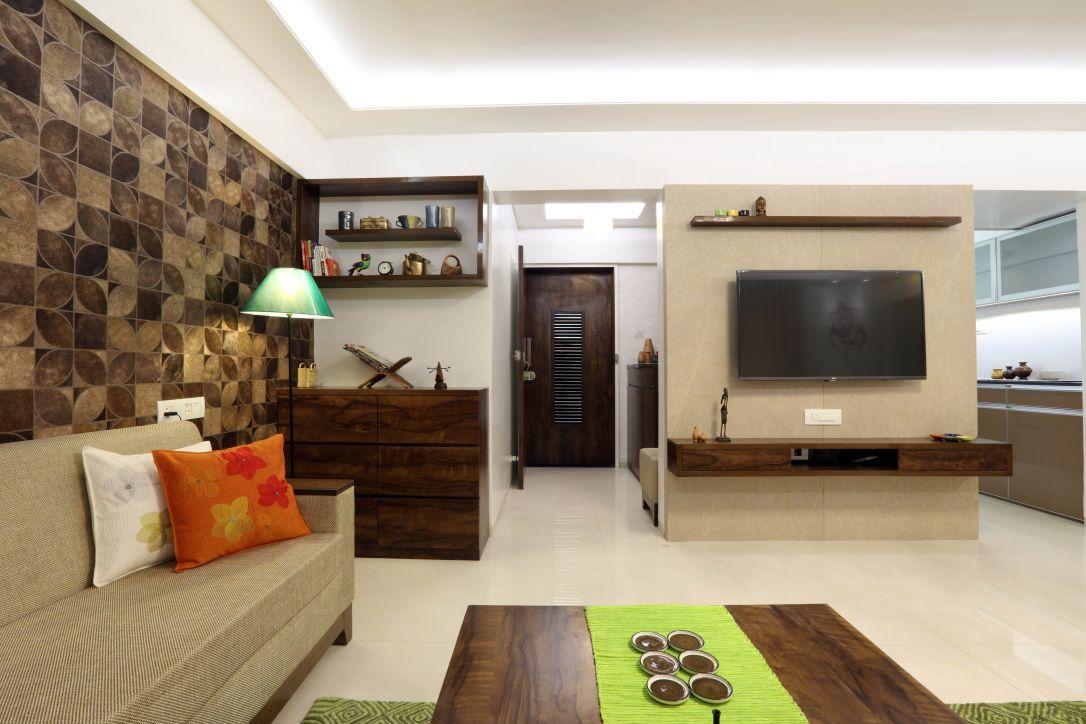 Hall of fame by Pallavi Doshi Modern | Interior Design Photos & Ideas