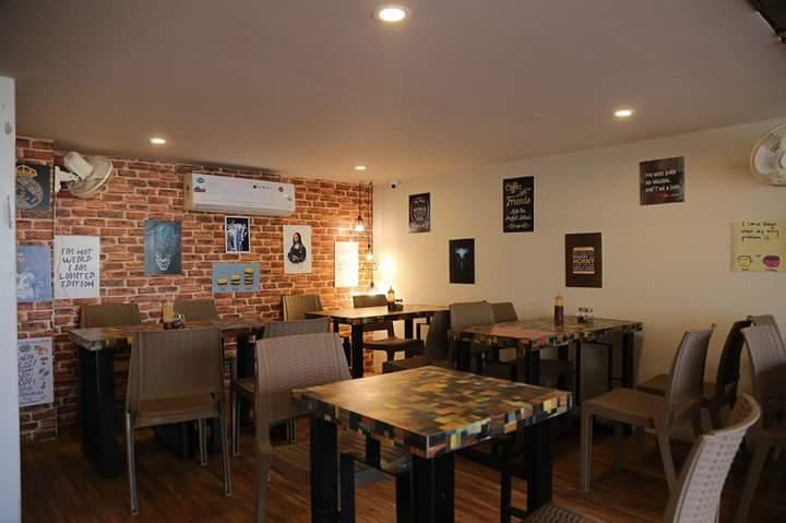 European Theme Cafe with Lego-Themed tables by Ajinkya Chinchkar Contemporary | Interior Design Photos & Ideas