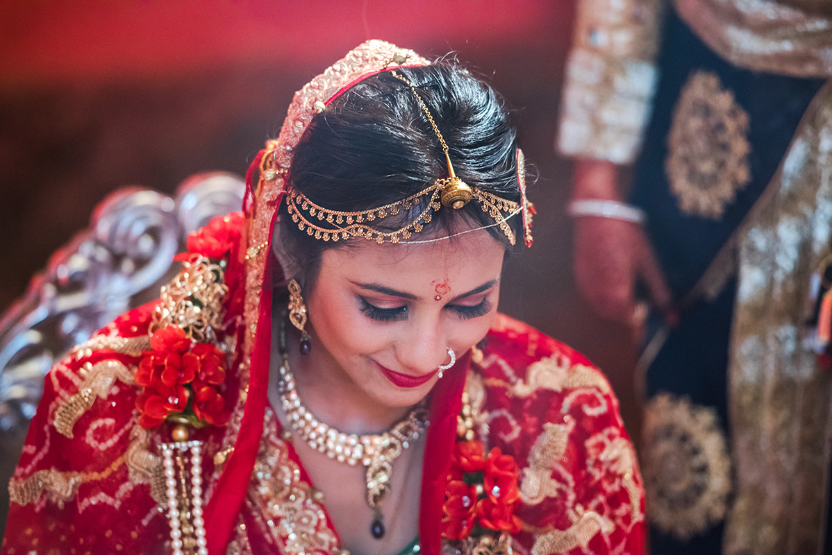 Overuses of red! by POSPER FILMS Wedding-photography | Weddings Photos & Ideas