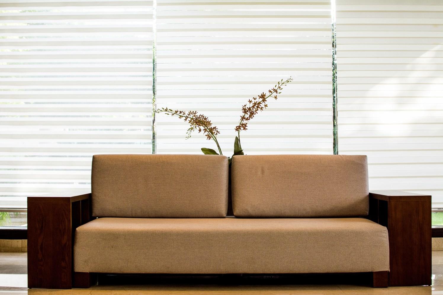 The cozy spot by VARUN KUMAR Living-room Contemporary | Interior Design Photos & Ideas