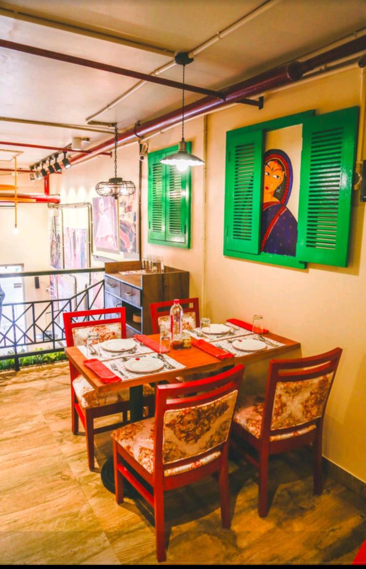 Dine and shine by Rajneet Kaur
