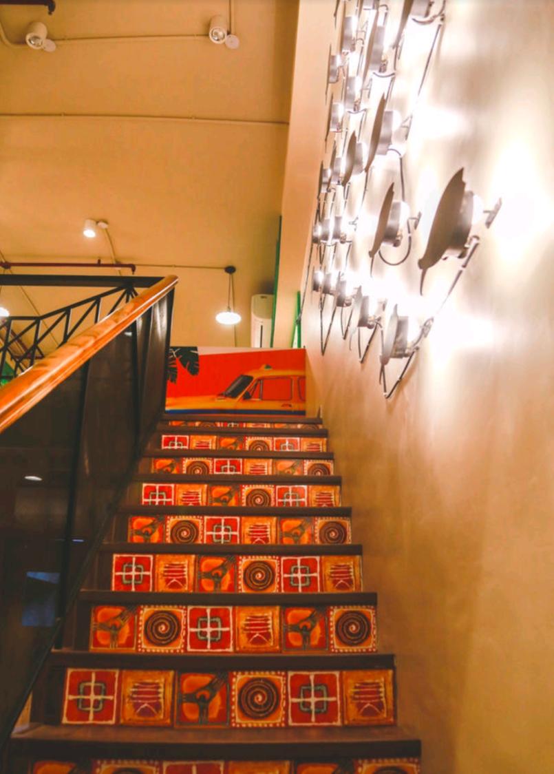 Steps to heaven by Rajneet Kaur Contemporary | Interior Design Photos & Ideas