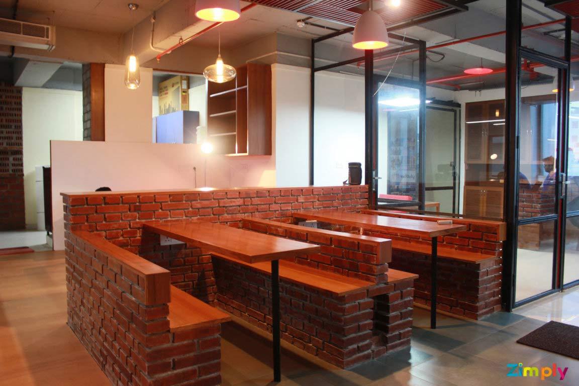 Combination Style Office by Aditya  Modern   Interior Design Photos & Ideas