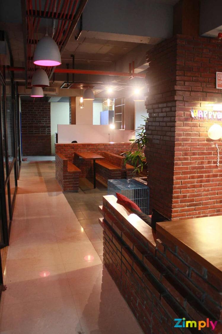 Combination Style Office by Aditya  Modern | Interior Design Photos & Ideas
