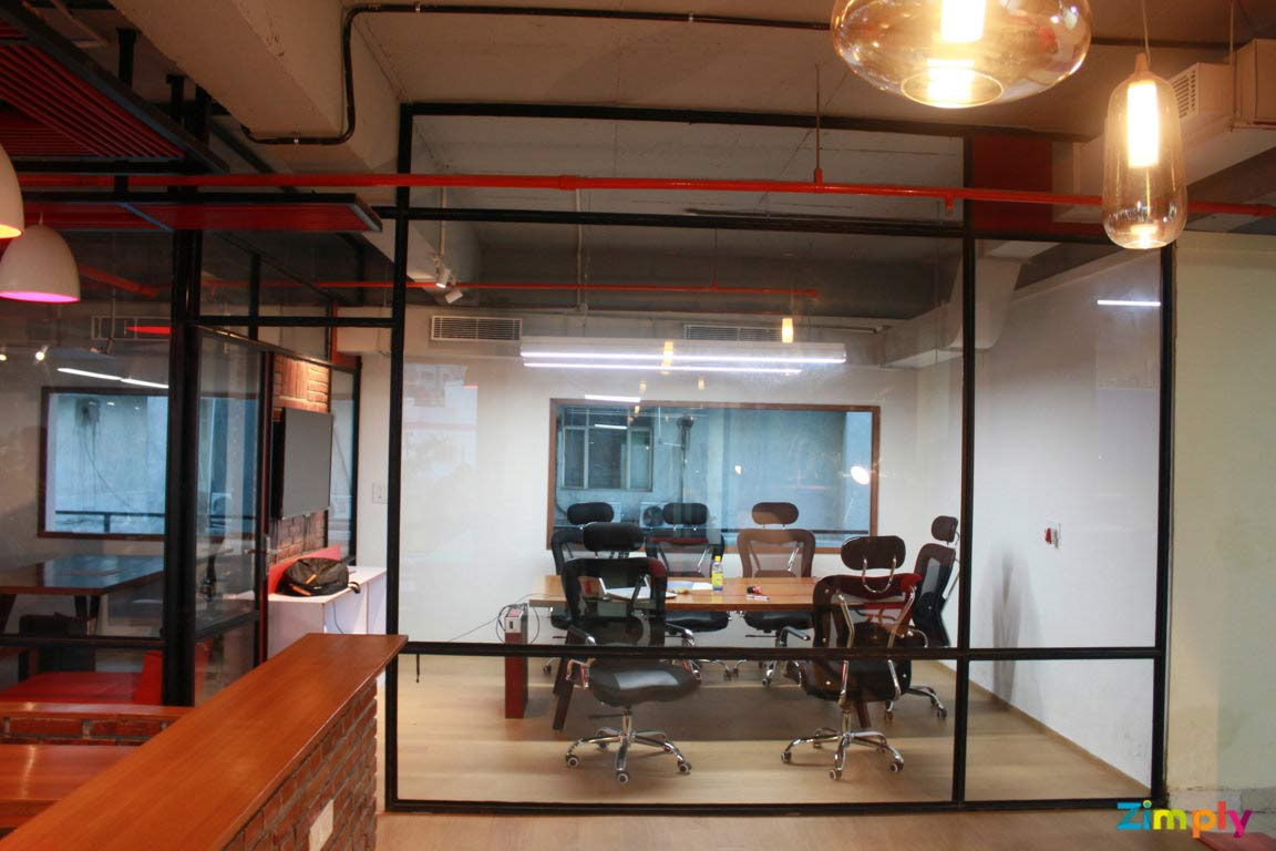 Combination Style Office by Aditya  Modern | Interior Design Photos & Ideas