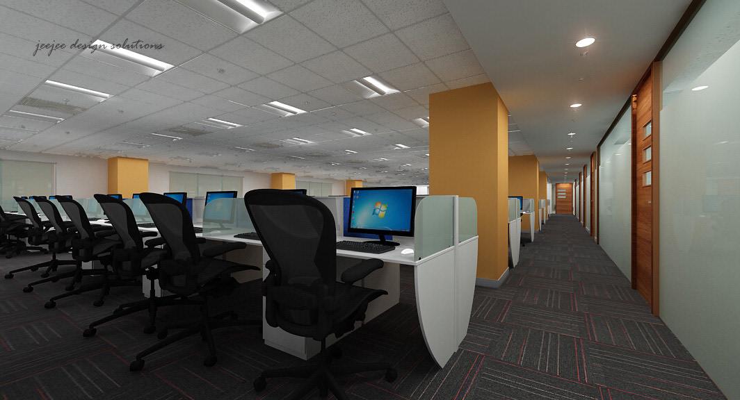 Open offices by Gaurav Gupta