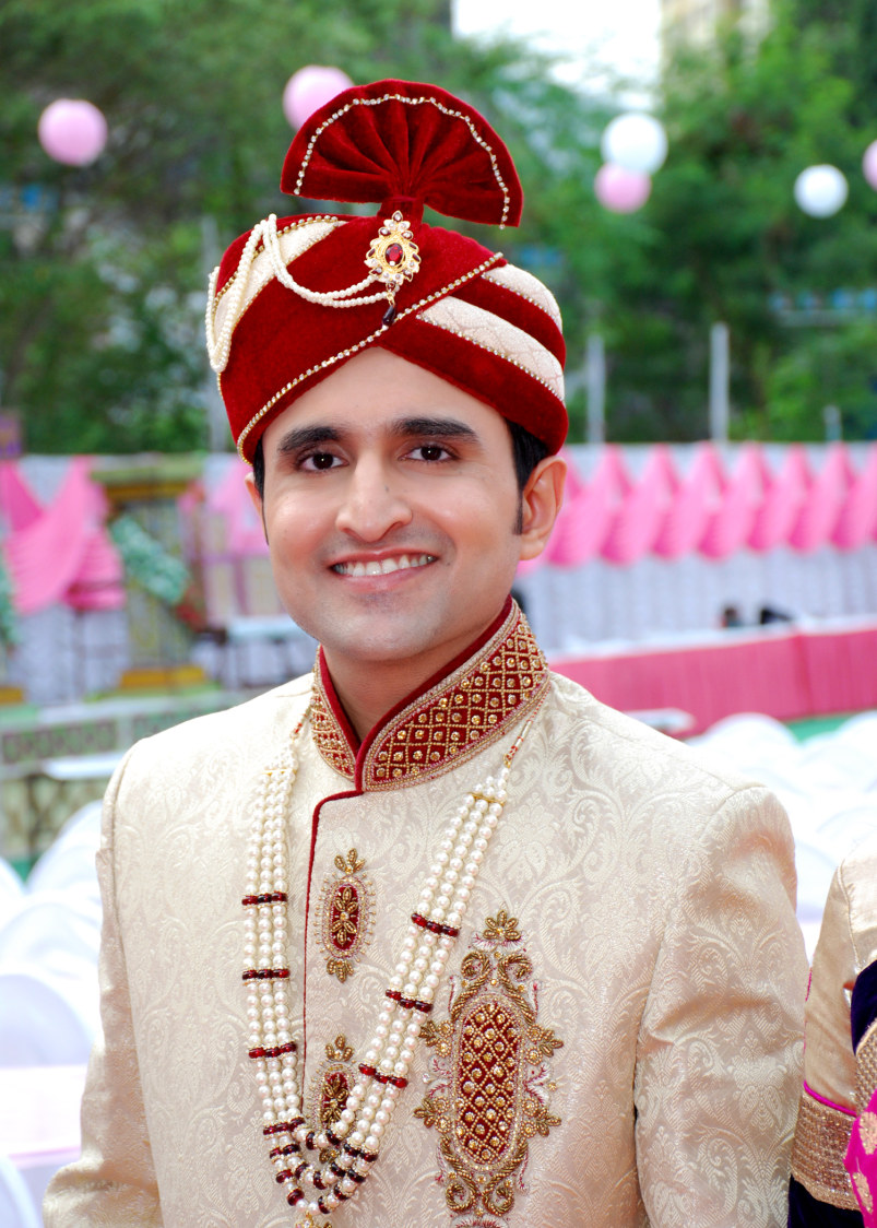 Dashing Groom by vivek mishra  Wedding-photography Groom-wear-and-accessories | Weddings Photos & Ideas