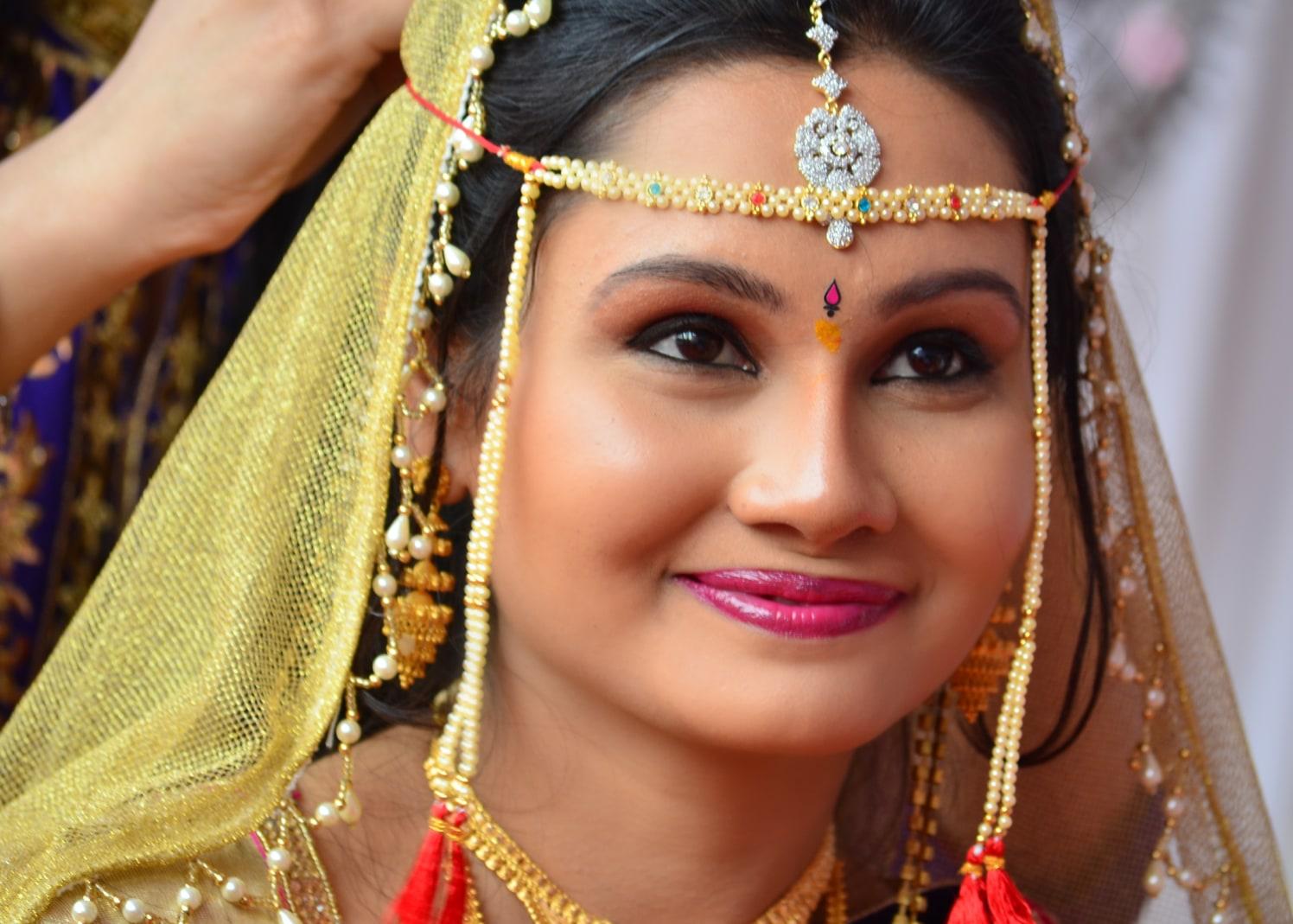 Bride Getting Ready by vivek mishra  Wedding-photography | Weddings Photos & Ideas