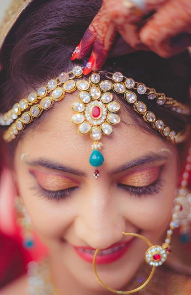 Maang Tikka by 5Frame Studio Wedding-photography Bridal-jewellery-and-accessories | Weddings Photos & Ideas