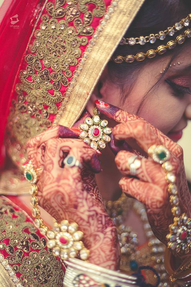 Inspirational Beauty by 5Frame Studio Wedding-photography Bridal-jewellery-and-accessories | Weddings Photos & Ideas