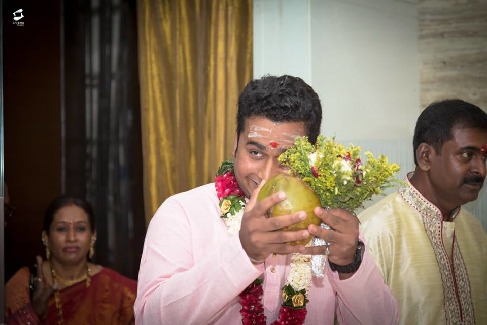 South Indian Groom by 5Frame Studio Wedding-photography | Weddings Photos & Ideas