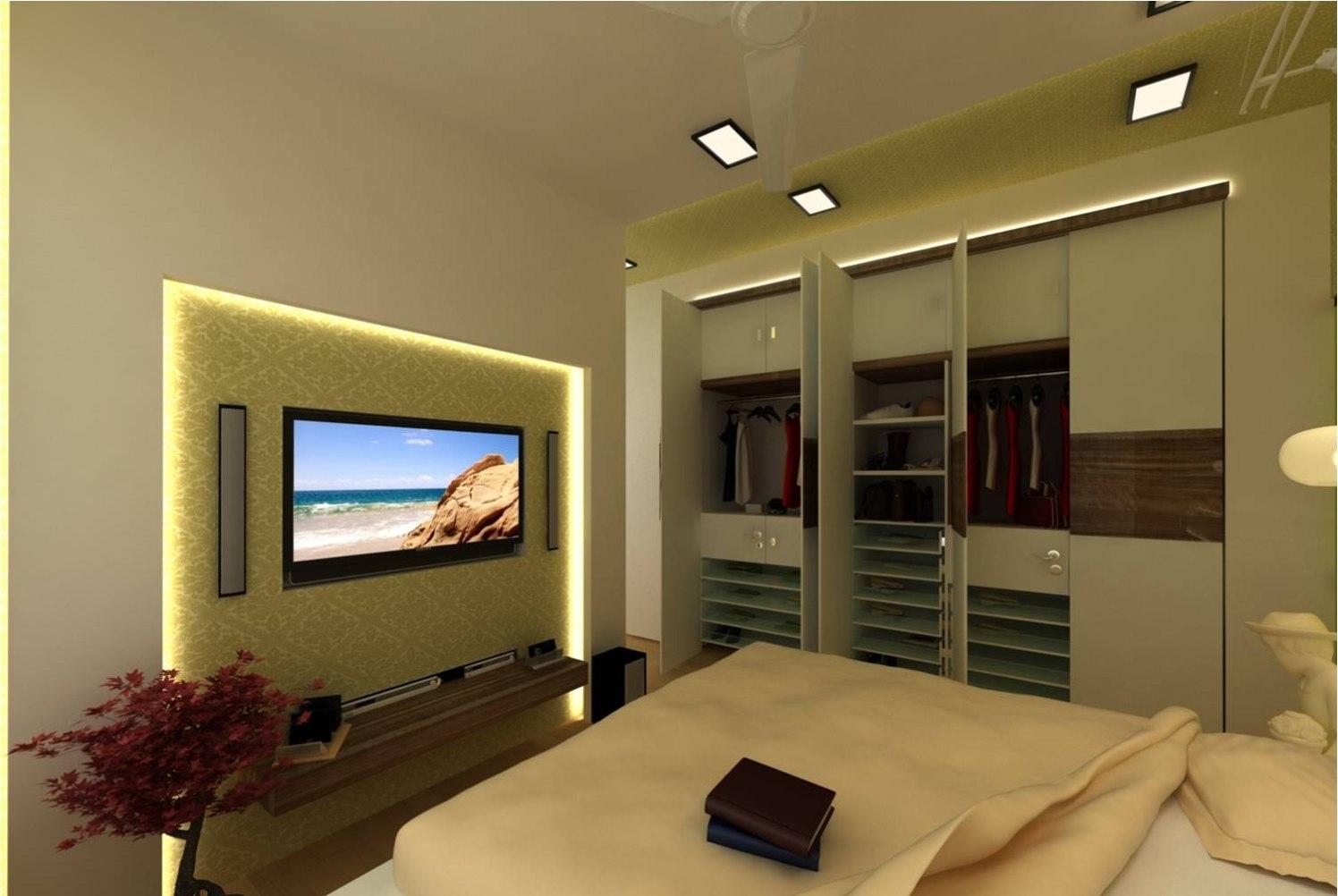 Bedroom Wardrobe! by Red Touch Interior & Retail Designers Bedroom Modern | Interior Design Photos & Ideas