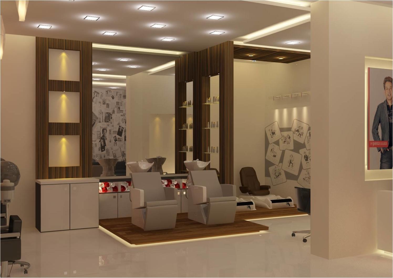 Salon Design! by Red Touch Interior & Retail Designers Contemporary | Interior Design Photos & Ideas