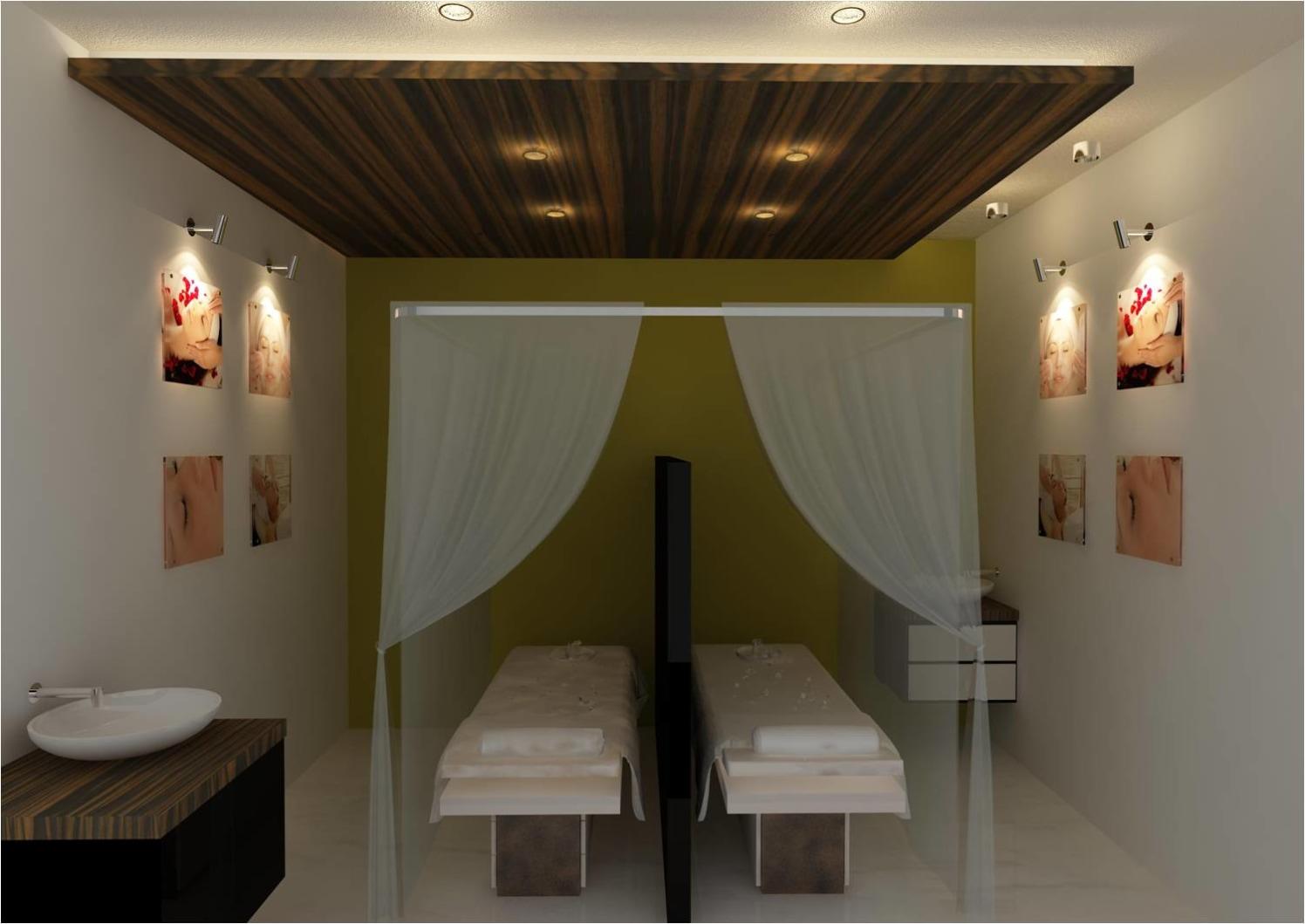 Modern Spa Design! by Red Touch Interior & Retail Designers Modern   Interior Design Photos & Ideas