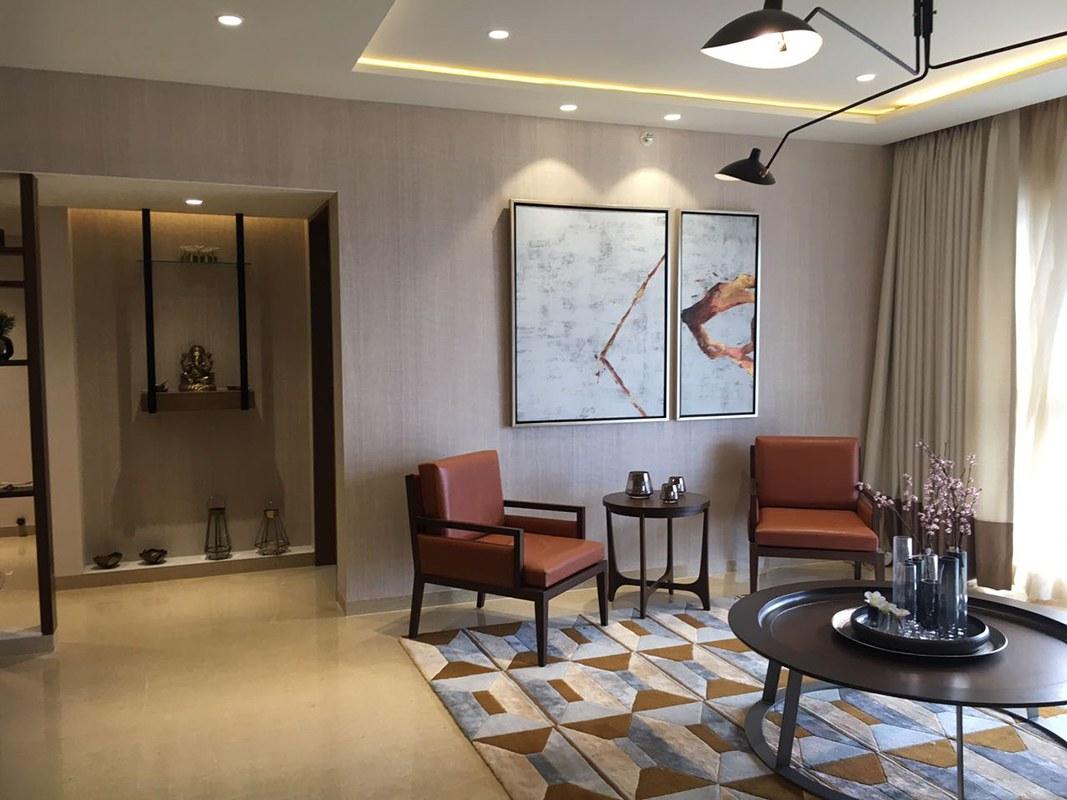 Contemporary living room by Jitesh Dhoka Contemporary | Interior Design Photos & Ideas