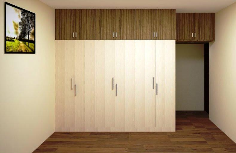 Wooden Wardrobe! by Amara nasreen
