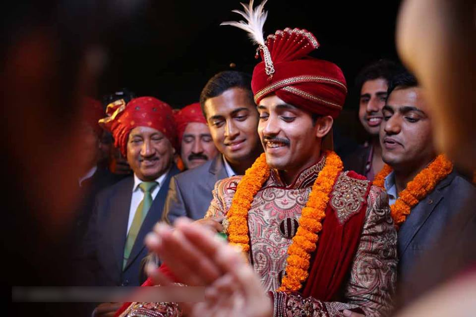 Groom's Entry On Wedding Day by Mohit Wedding-photography Groom-wear-and-accessories | Weddings Photos & Ideas