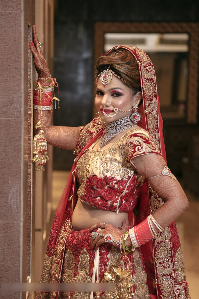 Diamond Jewellery Ideas For The Bride On Wedding Day by Mohit Wedding-photography Bridal-jewellery-and-accessories | Weddings Photos & Ideas