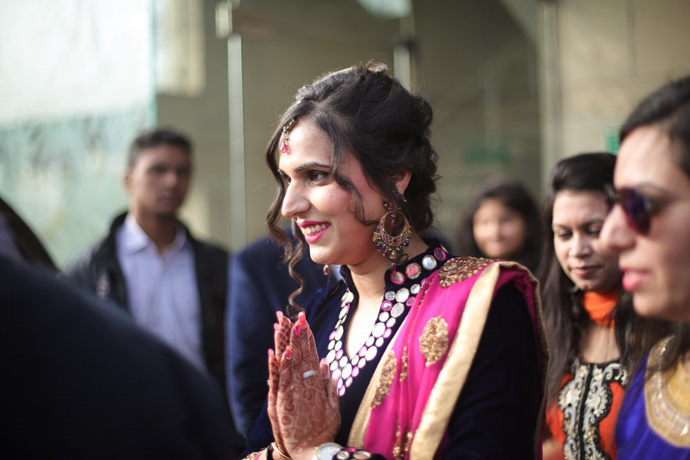 Courteous Bride-To-Be by Mohit Wedding-photography | Weddings Photos & Ideas